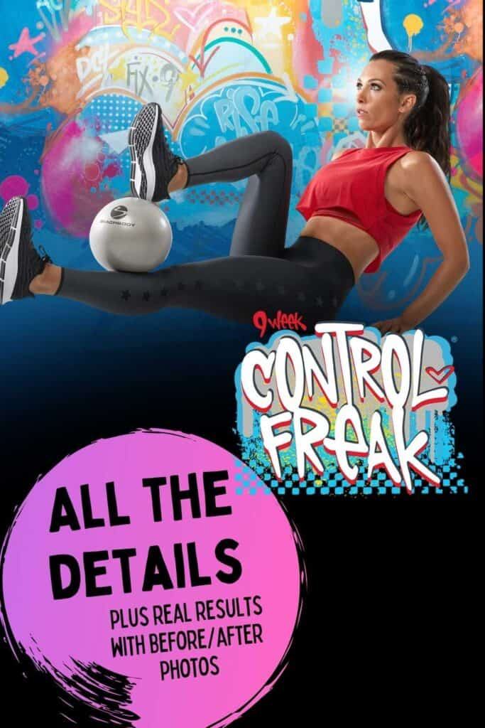 9 Week Control Freak with Autumn Calabrese