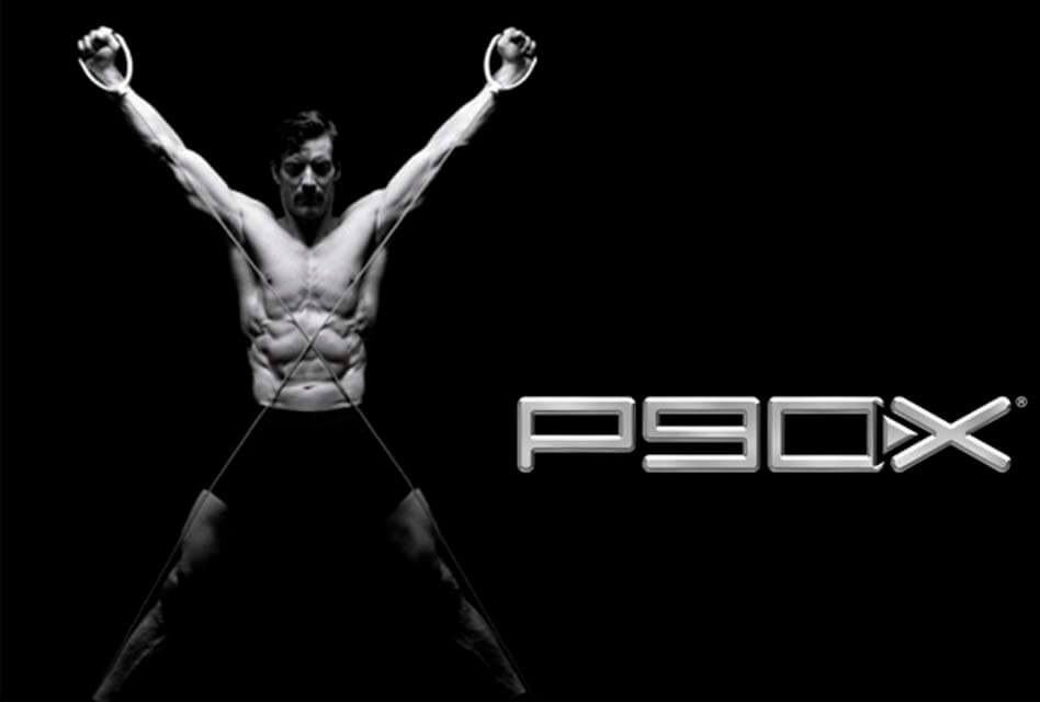 Tony Horton P90X cover