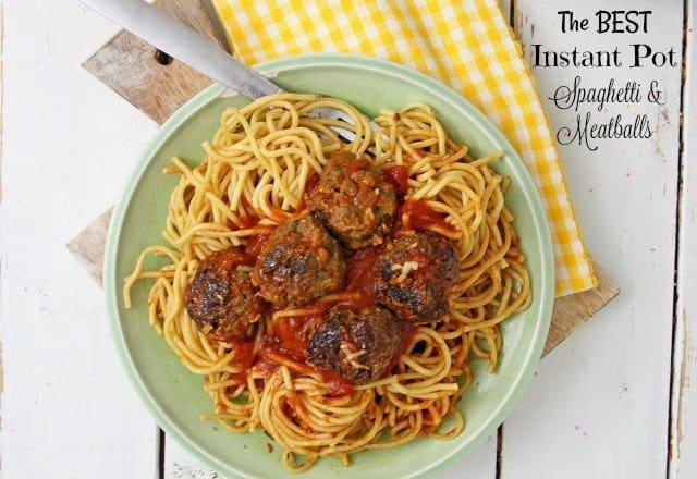 Instant Pot Spaghetti Meatballs Horiz - Amanda Seghetti