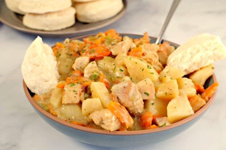 Slow Cooker Chicken Stew scaled - Amanda Seghetti