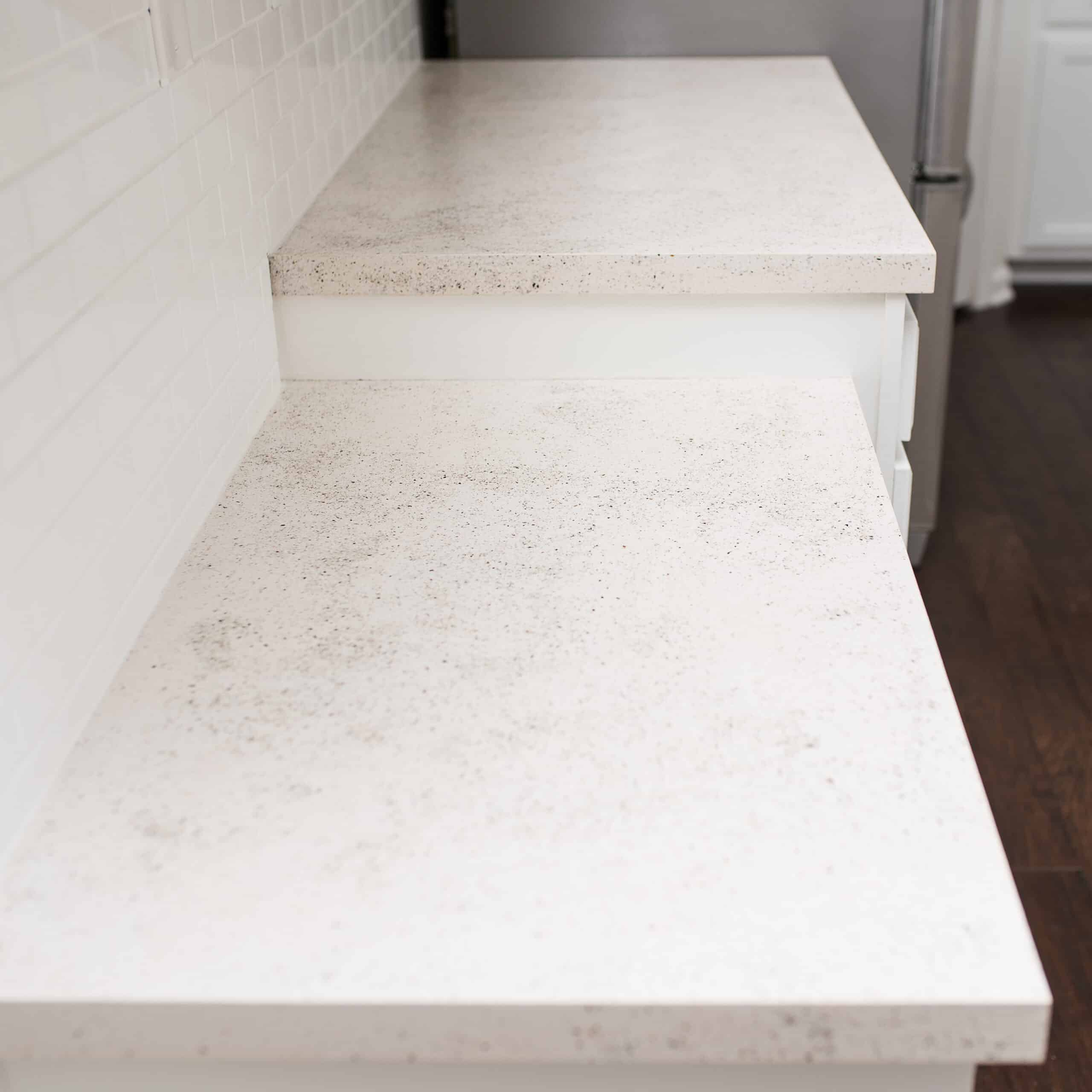 countertop refinishing after photo