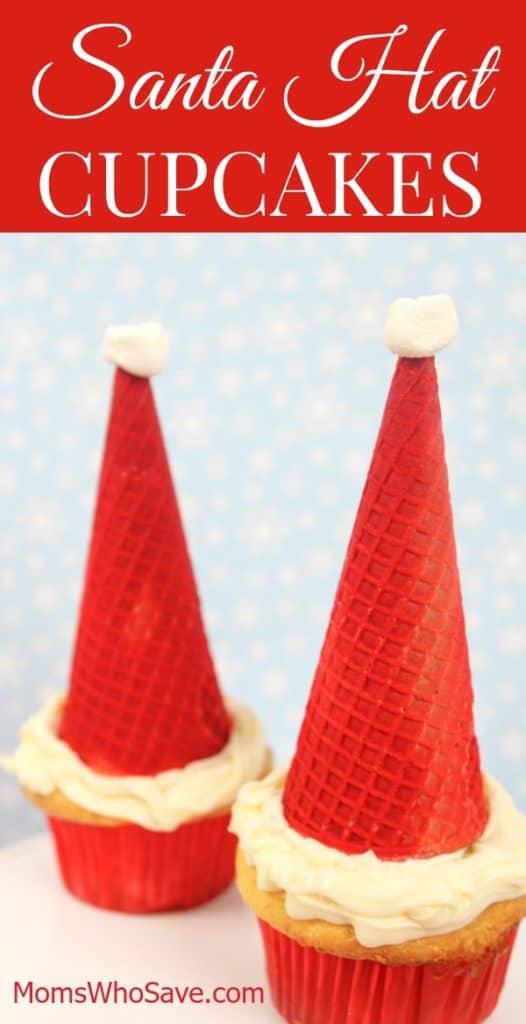 santa hat cupcakes 526x1024 1 - Amanda Seghetti