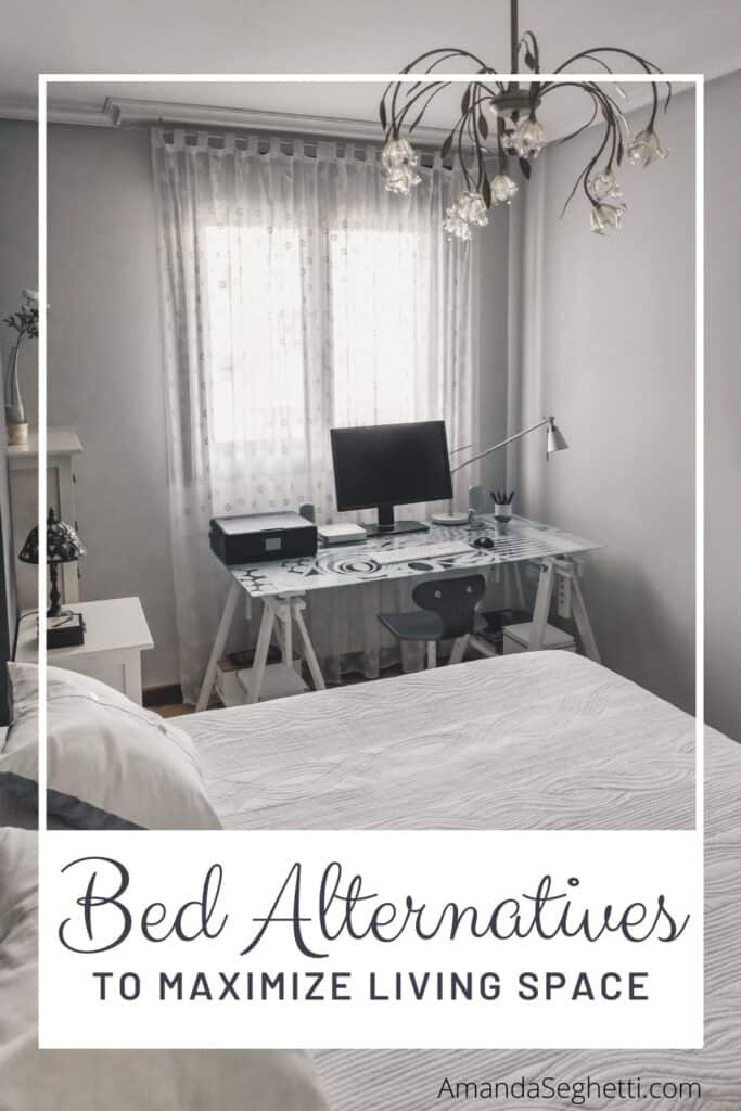 Creative Bed Alternatives to Maximize Space