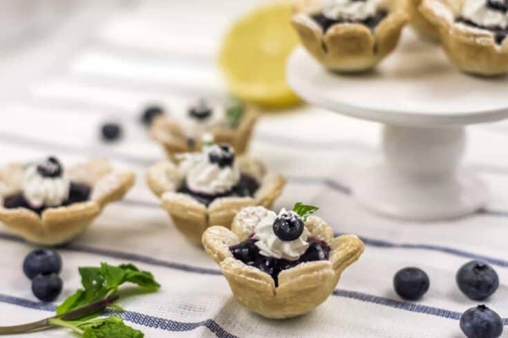 Blueberry Flower Tart Final 5 - Amanda Seghetti