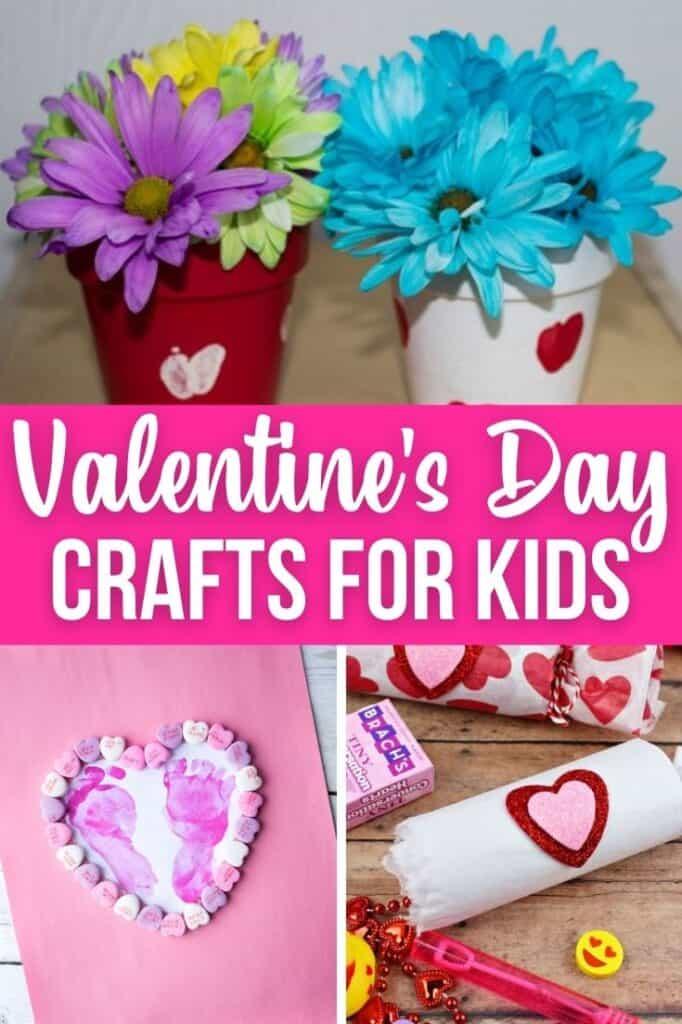 DIY Valentines Day Crafts for Kids