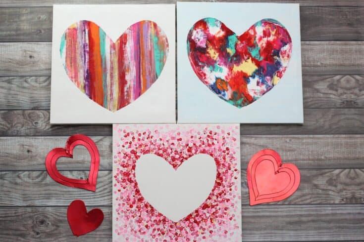Heart painting ideas easy 1 scaled 1 - Amanda Seghetti