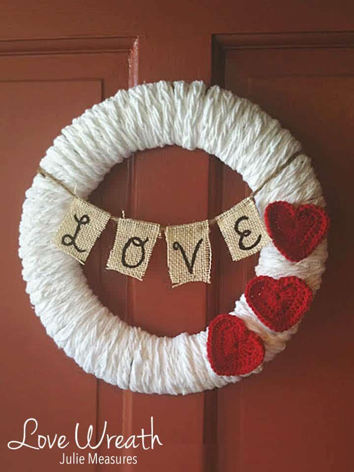 Love wreath - Amanda Seghetti