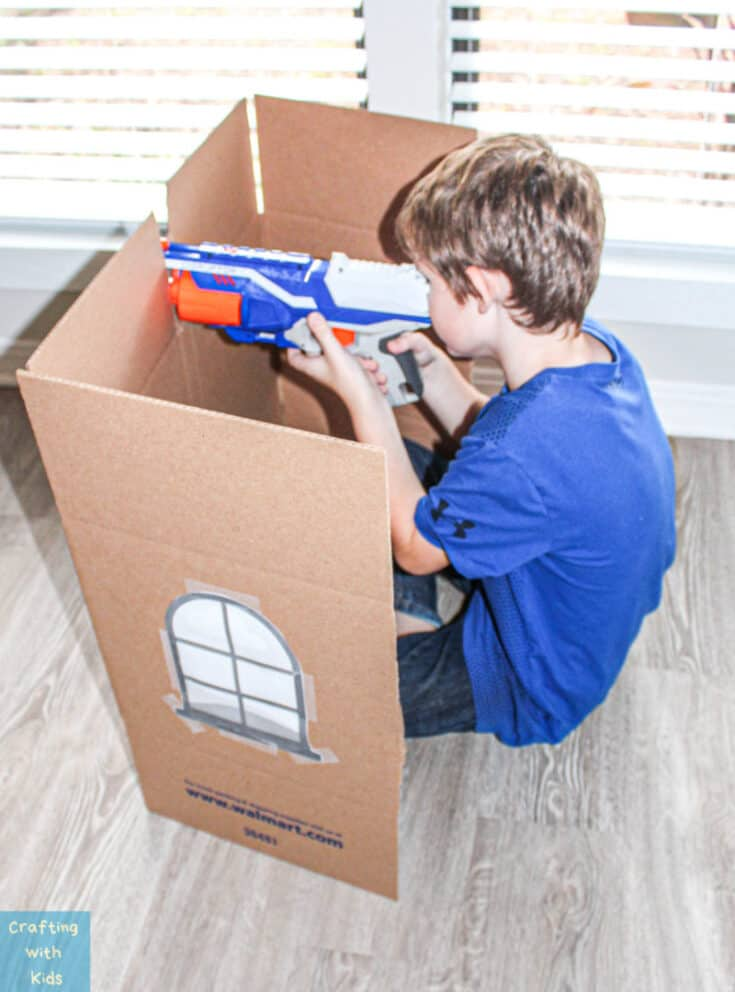 Nerf Gun Games with Nerf Targets from Household Items 1 e1571346055927 - Amanda Seghetti