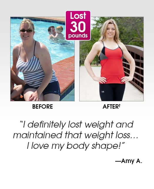 PiYo results Amy W