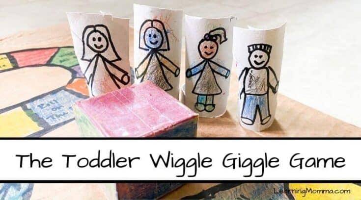 Wiggle Giggle Game 4 - Amanda Seghetti