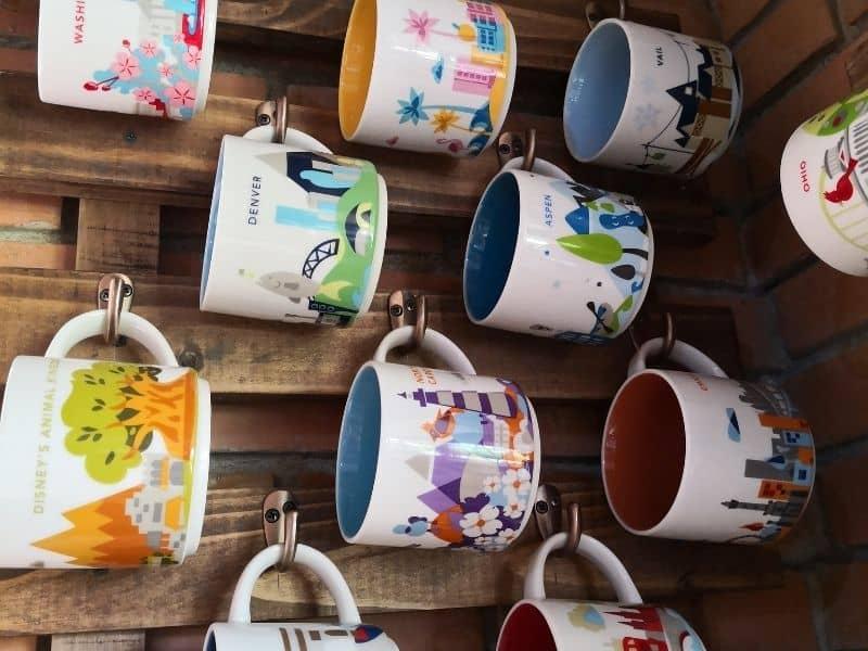 coffee mug collection - Amanda Seghetti