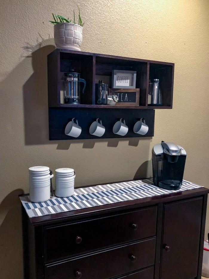 diy coffee bar 07 - Amanda Seghetti