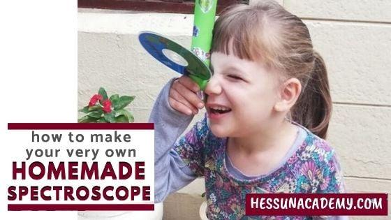 homemade spectroscope 3 - Amanda Seghetti