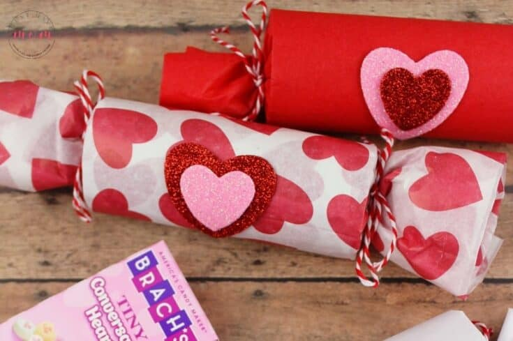 toilet paper roll craft for valentines day - Amanda Seghetti