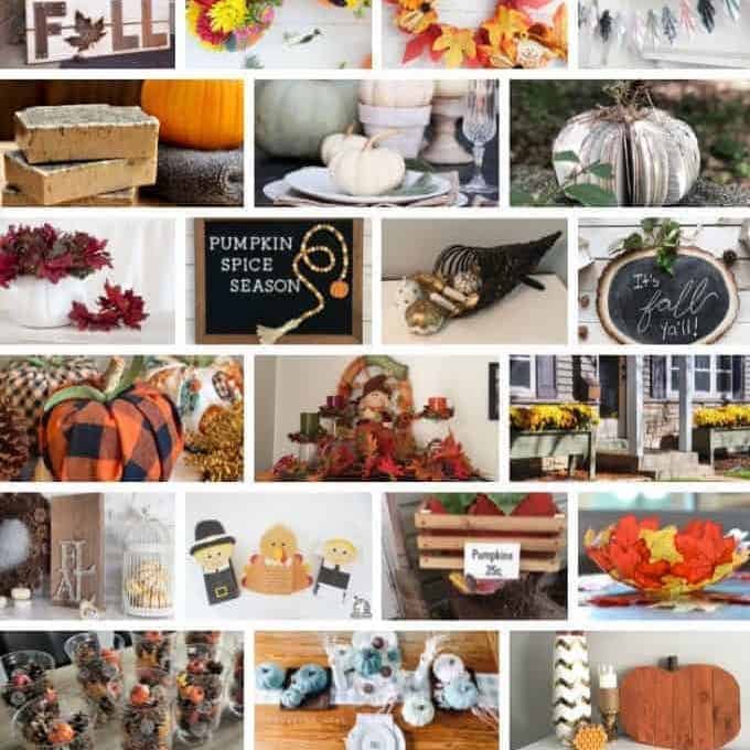 77 sensational fall decor ideas