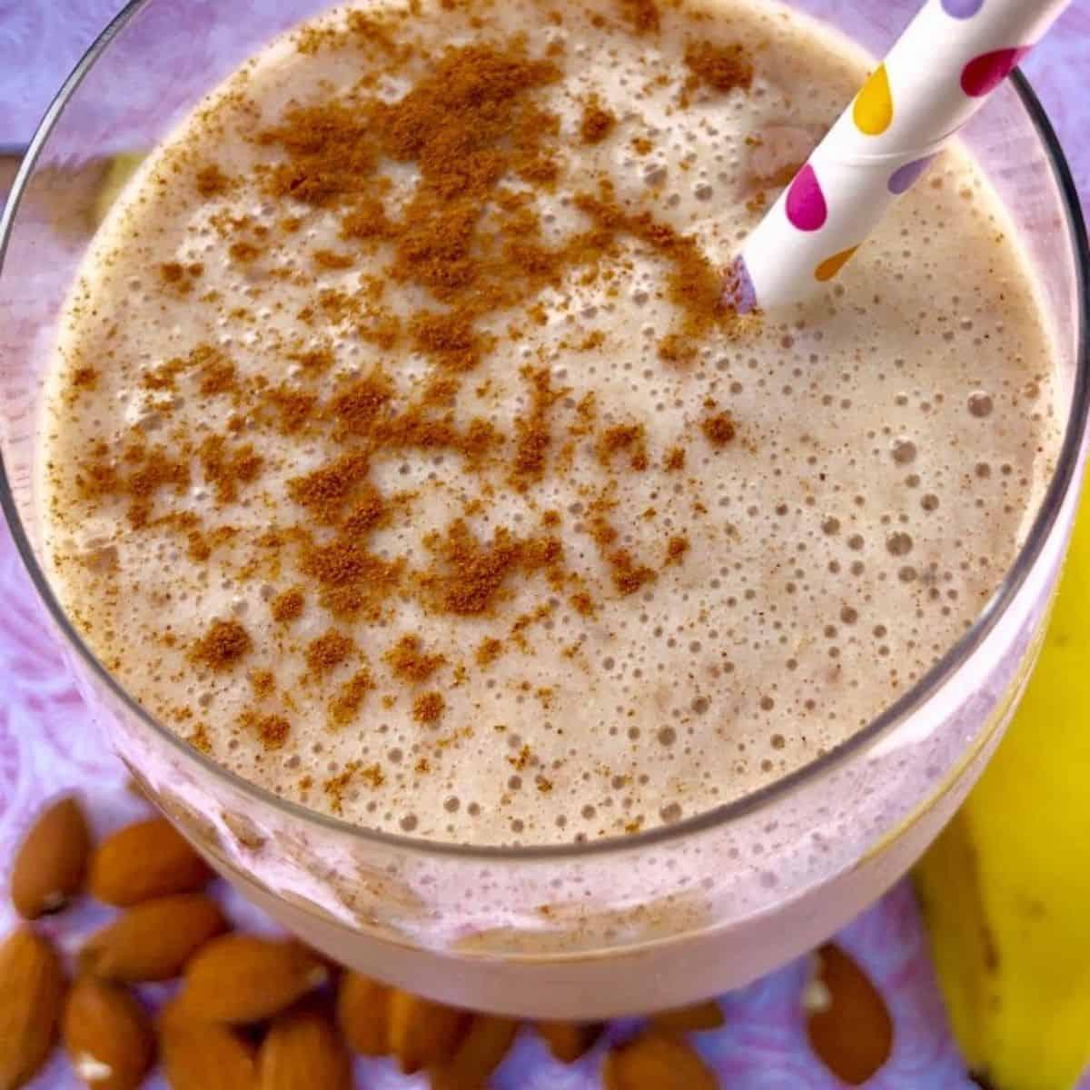 Banana Nut Smoothie 1200x1200 1 - Amanda Seghetti