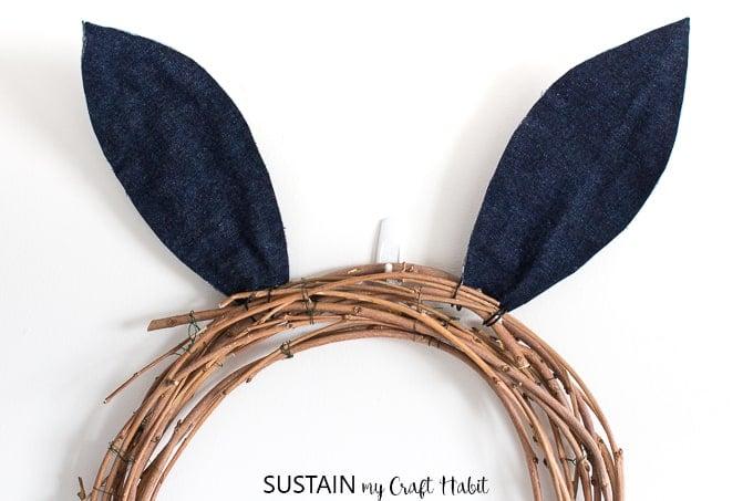 DIY Easter Wreath 12 2 - Amanda Seghetti