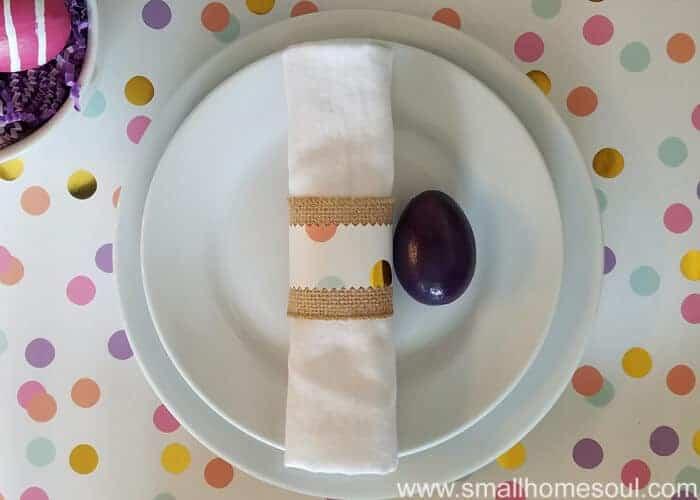 Easter Table Decorations FlatClose - Amanda Seghetti