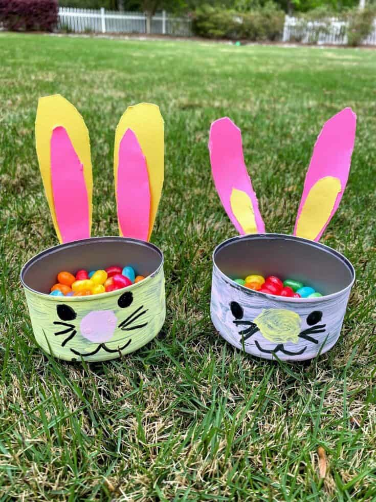 bunny candy dishes - Amanda Seghetti