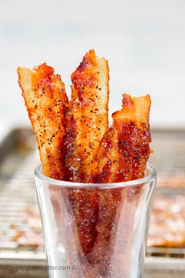 candied bacon - Amanda Seghetti