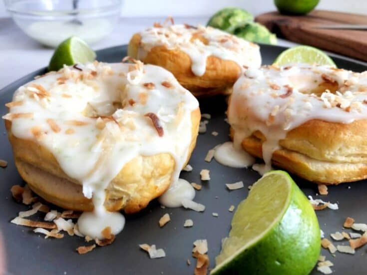 coconut lime donuts with lime and toasted coconut 800x600 1 - Amanda Seghetti