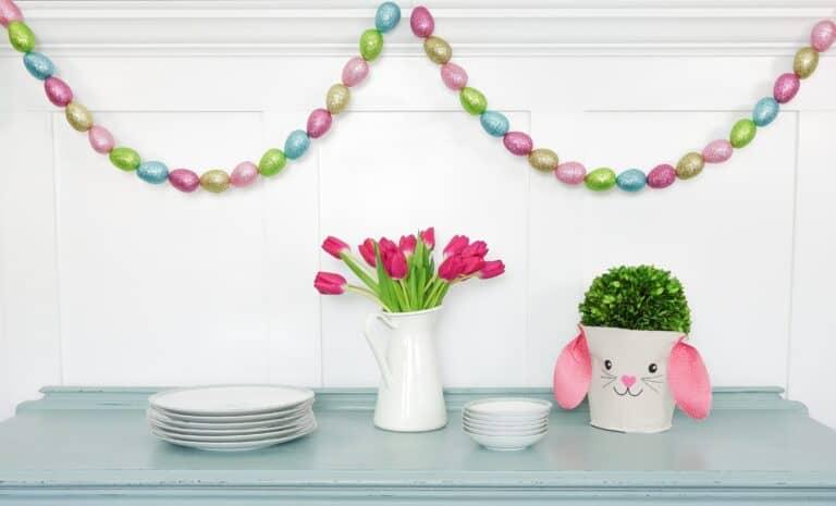 Easy DIY Easter Decor Ideas