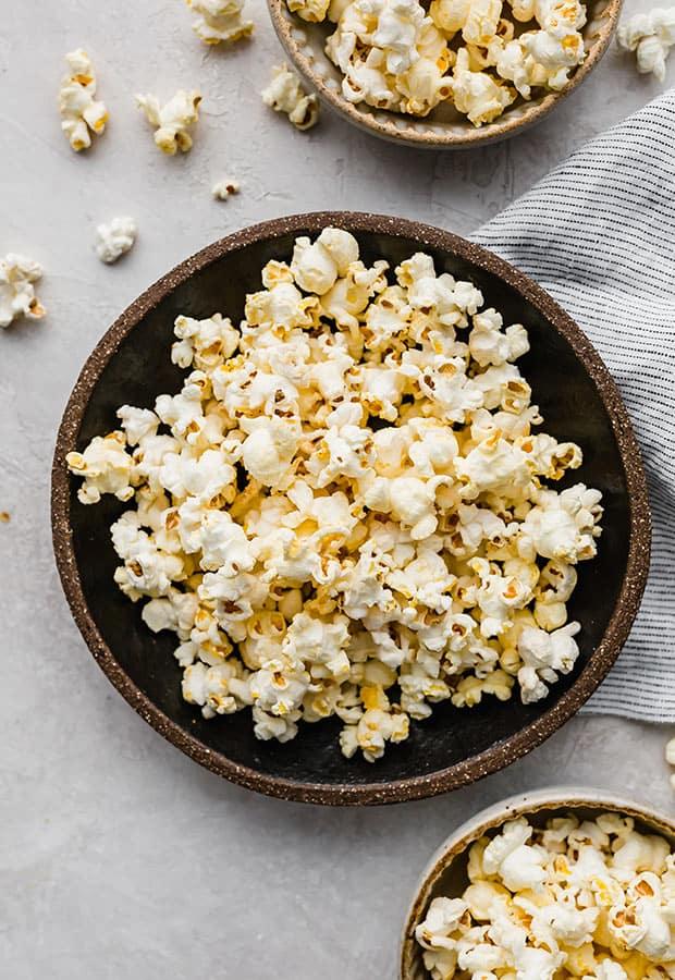 how to make movie theater popcorn2 - Amanda Seghetti