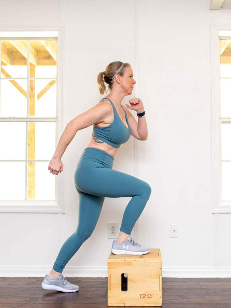8 Plyo Box Exercises for a Lower Body Workout