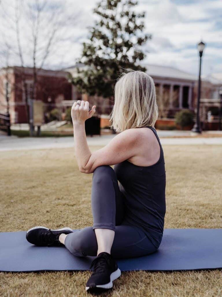 Simple Posture Exercises
