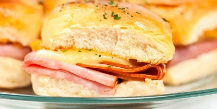 Ham cheese sliders wide facebook - Amanda Seghetti