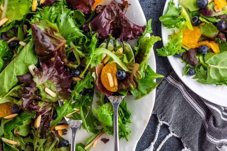 Horizontal salad - Amanda Seghetti