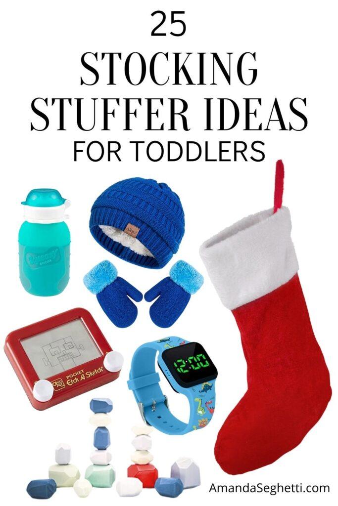Stocking Stuffer Ideas for toddlers - Amanda Seghetti