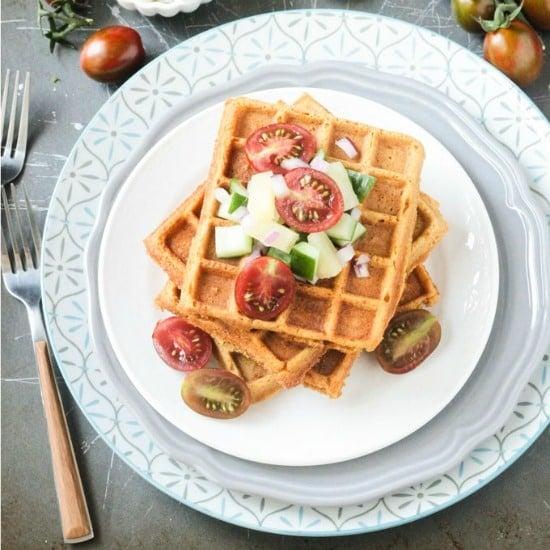 crunch corn waffles ha - Amanda Seghetti