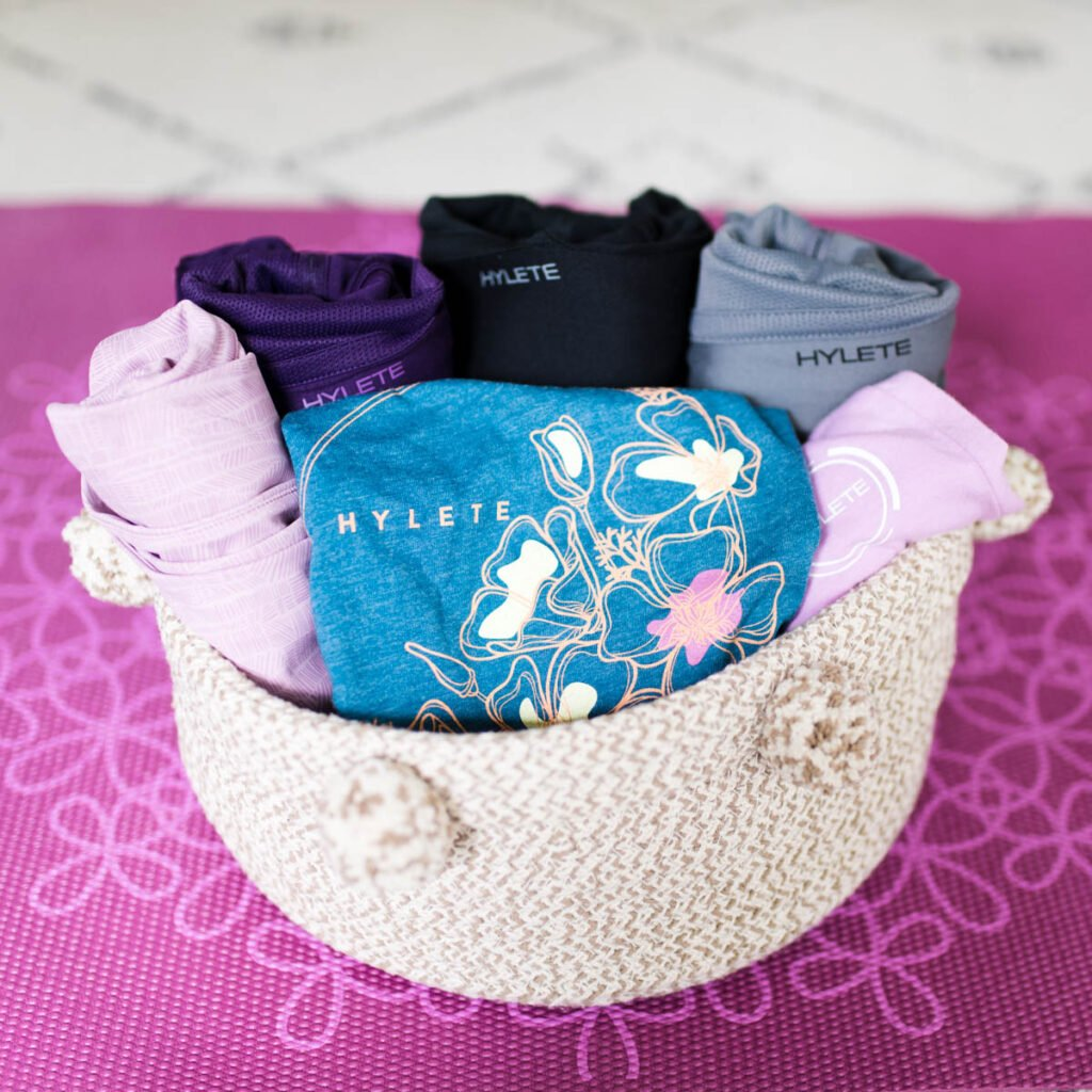 fitness gifts for mothers day with HYLETE