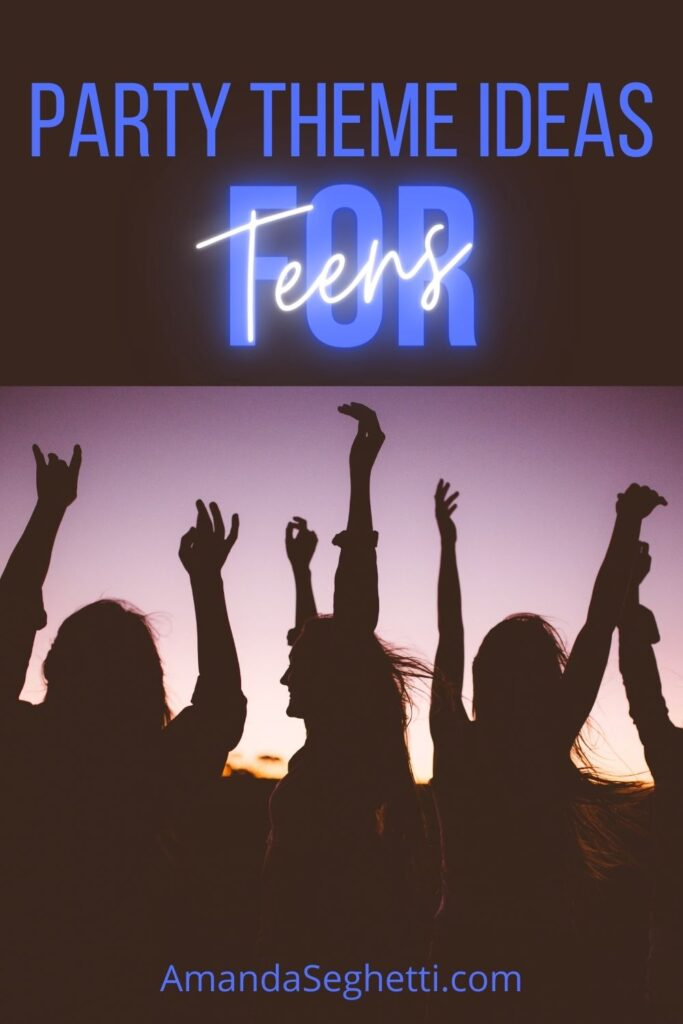 If you are looking for teen birthday party ideas or just need cool party ideas for teens we have a fantastic list along with some tips and tricks to help you host an epic teen party. From party theme ideas to activities and party location, we've gathered up the best party theme ideas for teens.