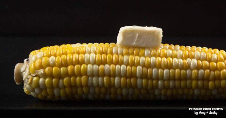 instant pot corn on the cob recipe fb - Amanda Seghetti
