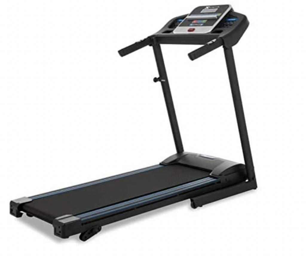 XTERRA Folding Treadmill