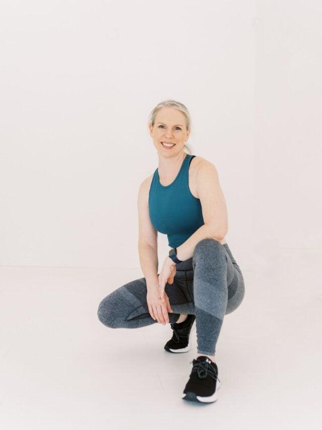 Tabata Leg Workout