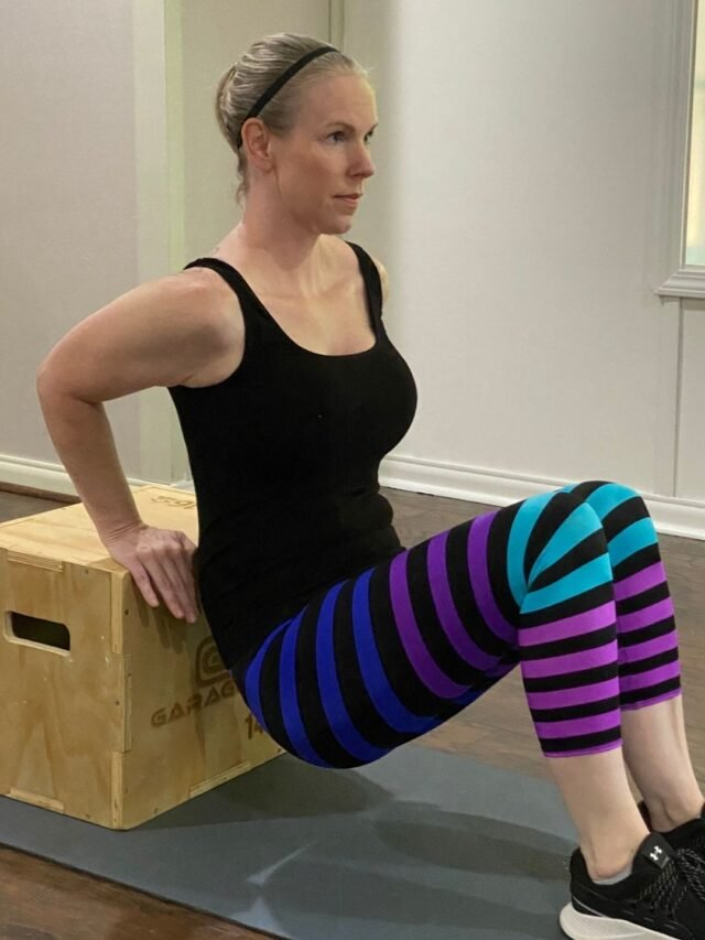 5 Triceps Exercises Without Weights