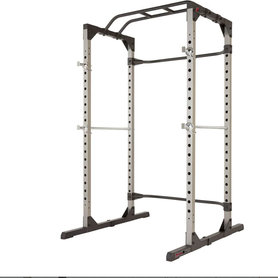 Fitness Reality power cage squat rack