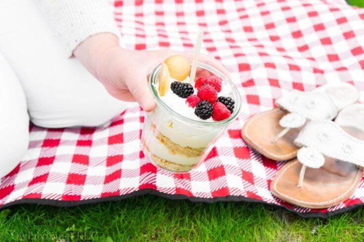 Picnic Pudding Jars picnic date 2 scaled 1 - Amanda Seghetti