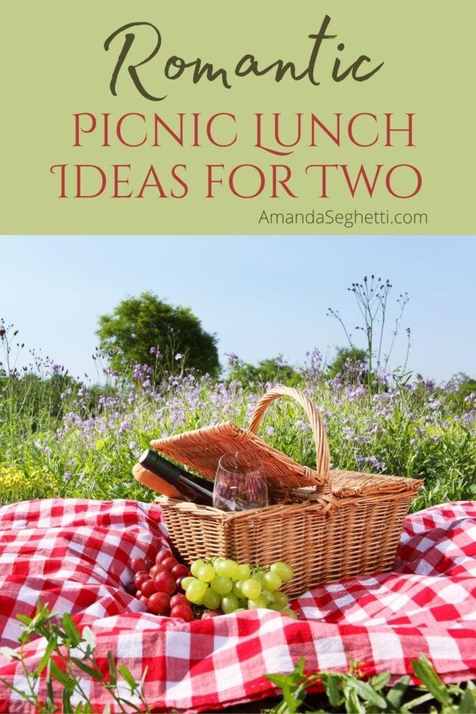 Romantic Picnic Lunch - Amanda Seghetti