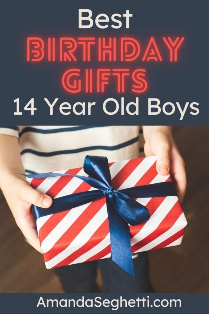 best birthday gift for 14 year old boys - Amanda Seghetti