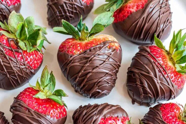 chocolate covered strawberries facebook - Amanda Seghetti