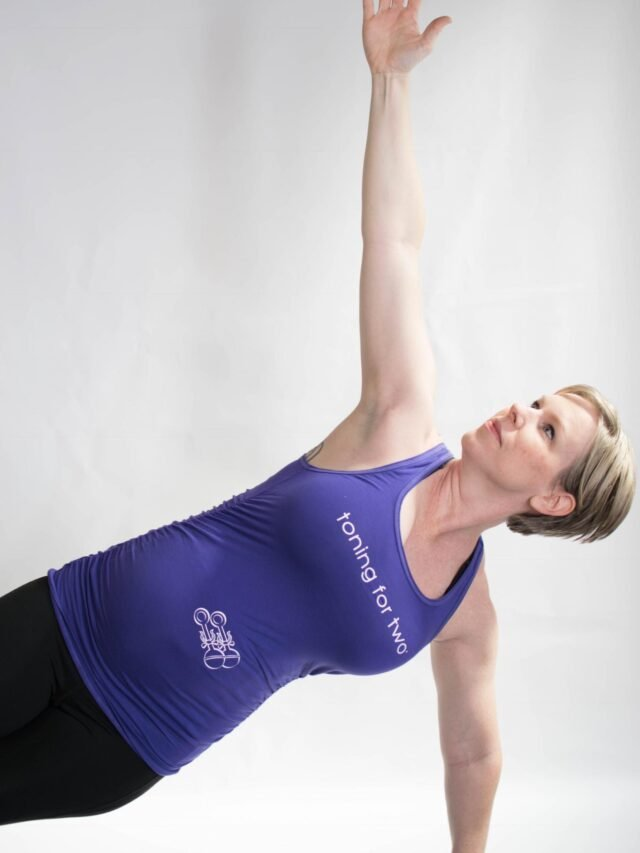 Core Exercises that are Safe During Pregnancy