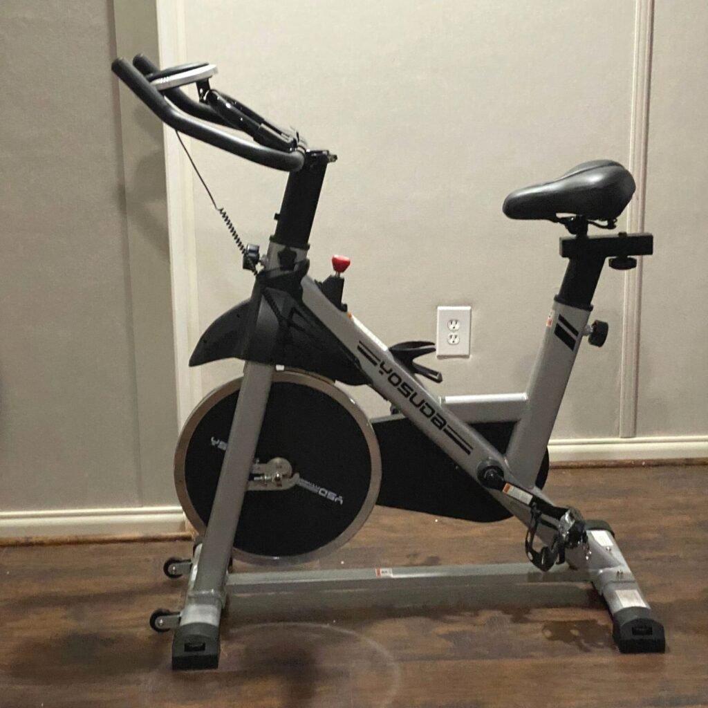yosuda indoor stationary bike review