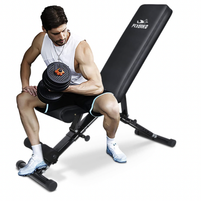 Top 5 Best Foldable Weight Benches