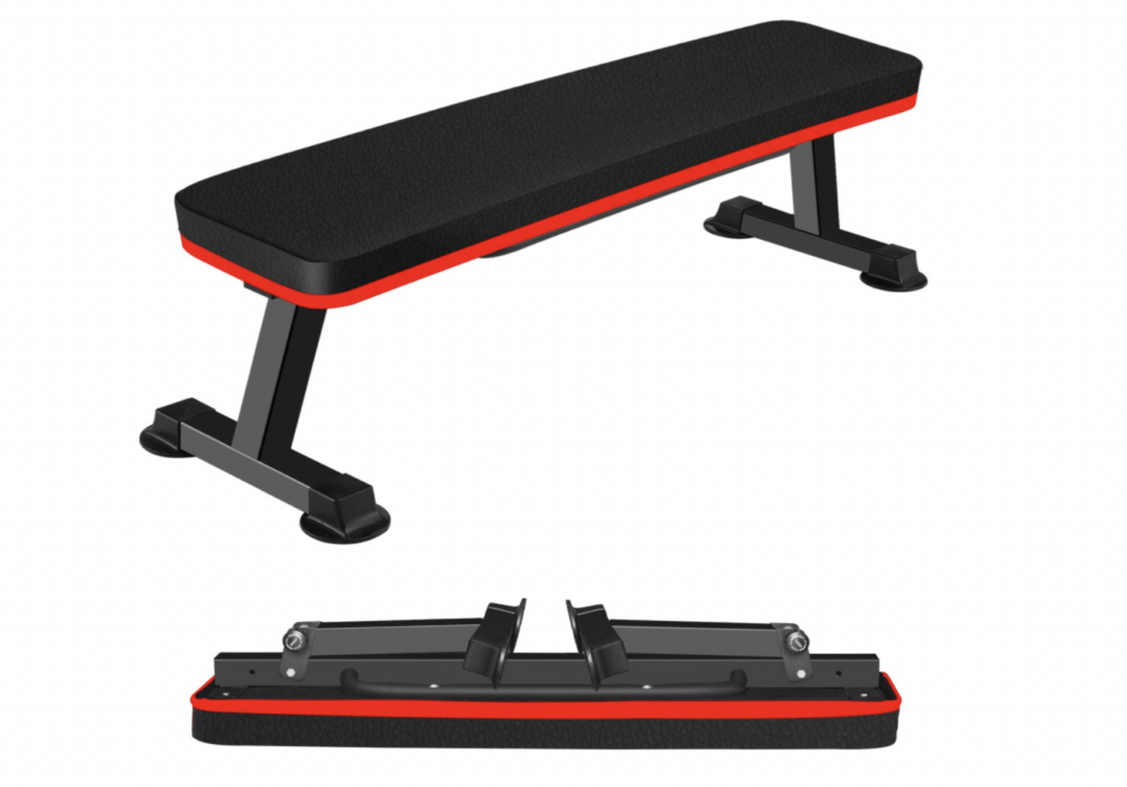 gym quality foldable weight bench